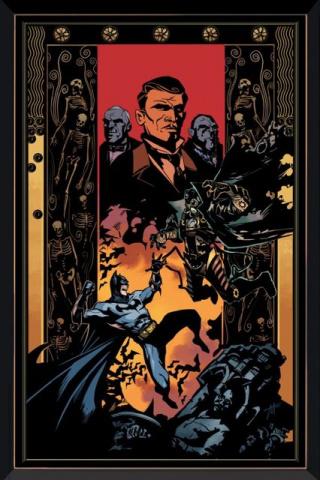 Batman: The Gates of Gotham #4