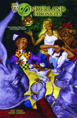 The Oz Wonderland Chronicles Vol. 1