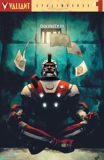 Divinity III: Stalinverse #1 (50 Copy Gorham Cover)