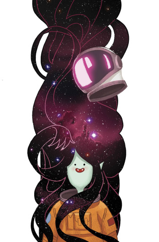 Adventure Time: Marceline Gone Adrift #6 (20 Copy Warren Cover)