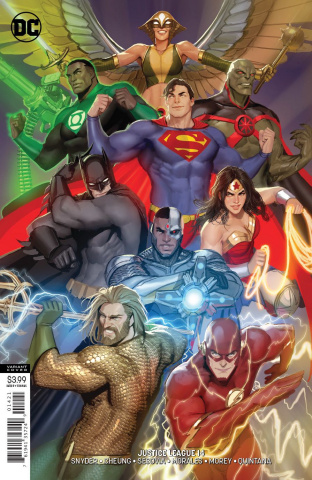 Justice League #14 (Variant Cover)