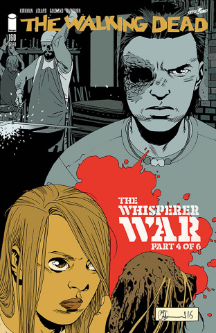The Walking Dead #160 (Adlard & Stewart Cover)