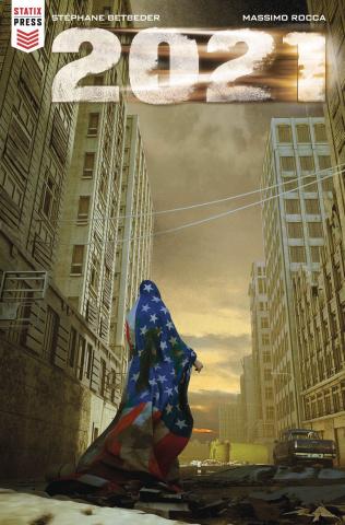 2021: Lost Children #1 (Book Cover Cover)