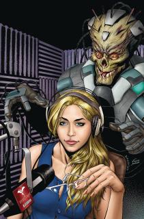 Grimm Tales of Terror #11 (Bifulco Cover)