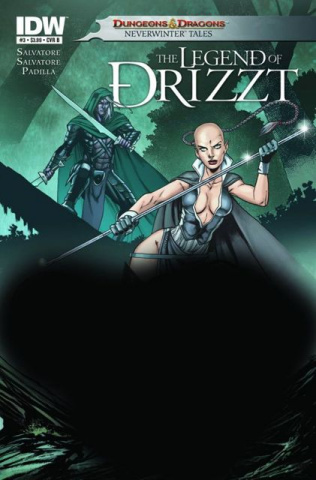 Dungeons & Dragons: The Legend of Drizzt #3
