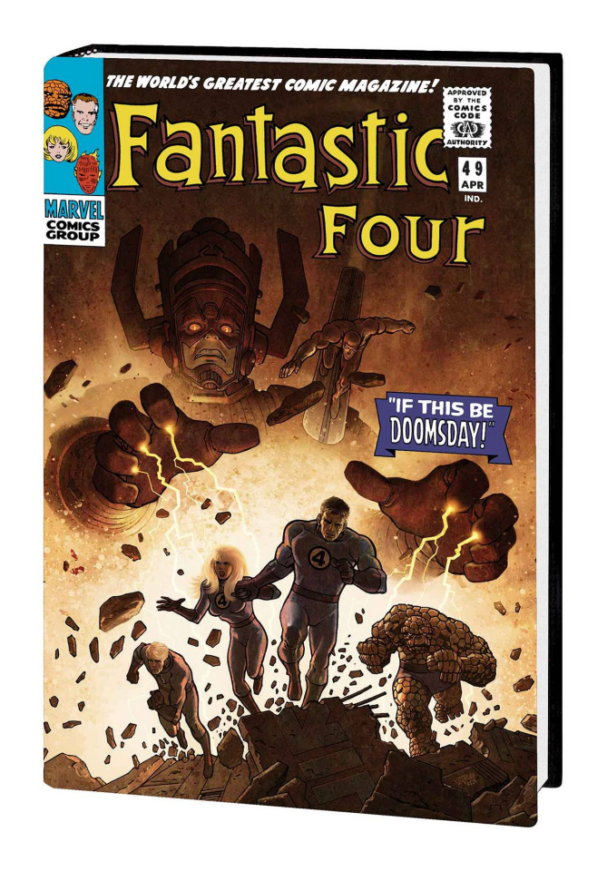 Fantastic Four Vol. 2 (Omnibus Ladronn Cover)