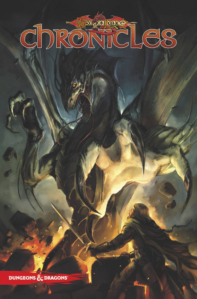 Dragonlance Chronicles Vol. 1: Dragons of the Autumn Twilight