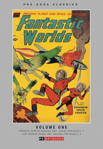 Fantastic Worlds: Lost Worlds Vol. 1