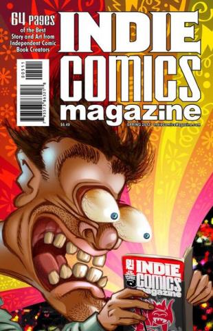 Indie Comics Magazine #5