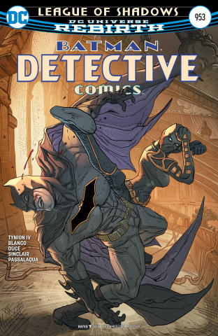 Detective Comics #953