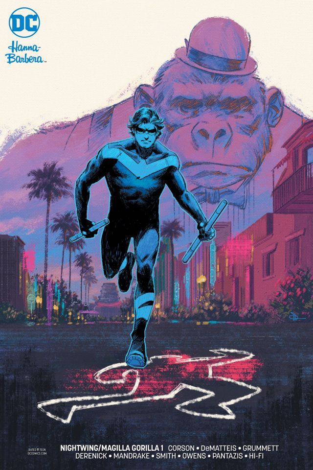 Nightwing / Magilla Gorilla Special #1 (Variant Cover)