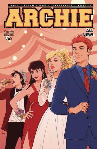 Archie #30 (Mok Cover)