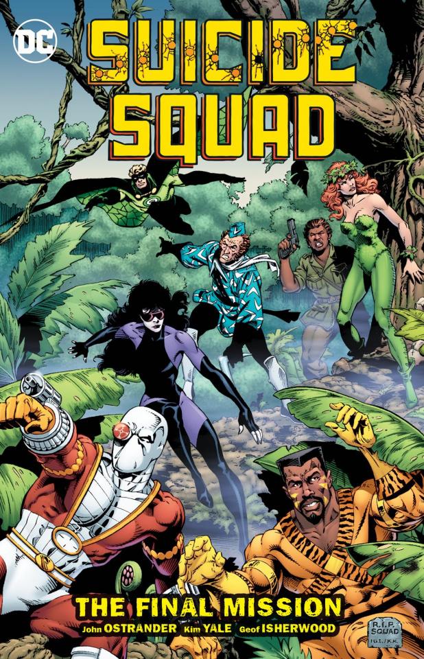 Suicide Squad Vol. 8: Legerdemain