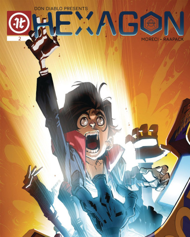 Hexagon #2 (Corona Cover)