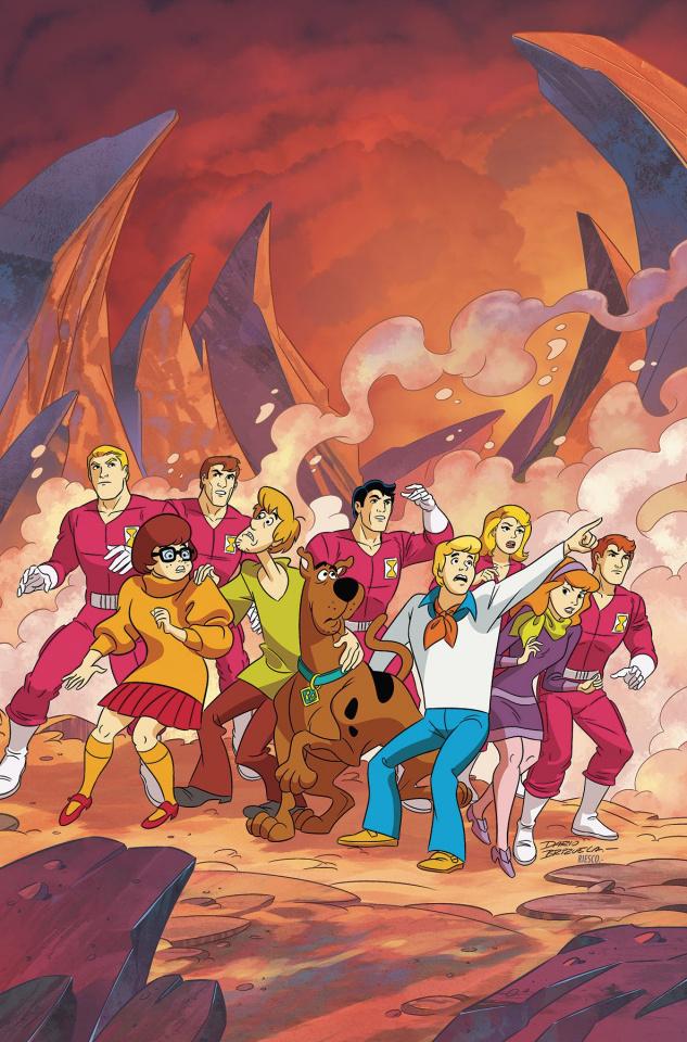 Scooby Doo Team-Up #30