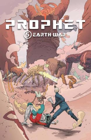 Prophet Vol. 5: Earth War