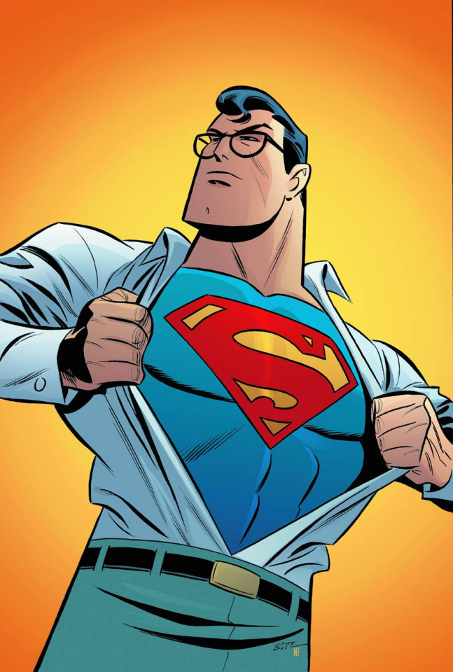The Adventures of Superman #4