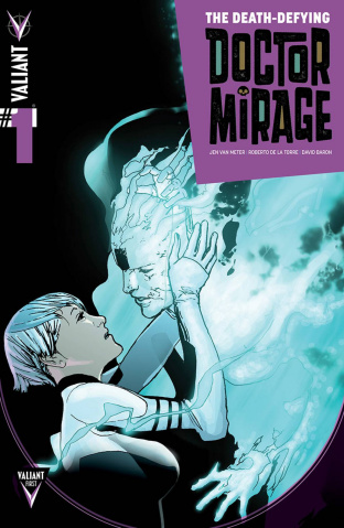 The Death-Defying Doctor Mirage #1 (Foreman Cover)