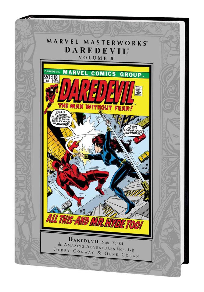 Daredevil Vol. 8 (Marvel Masterworks)