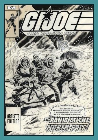 G.I. Joe: A Real American Hero (Artist's Edition)