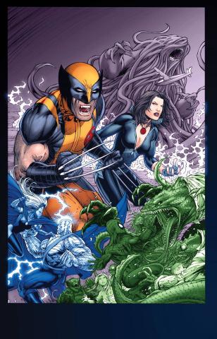 X-Men #41 (Keown Cover)