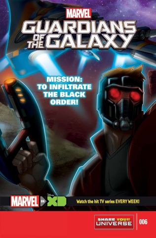 Marvel Universe: Guardians of the Galaxy #6