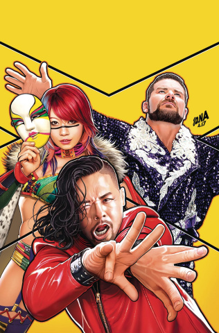 WWE: NXT Takeover - Into the Fire #1