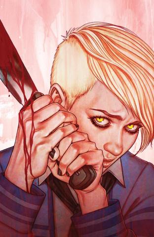 Something Is Killing the Children #16 (Frison Cover)
