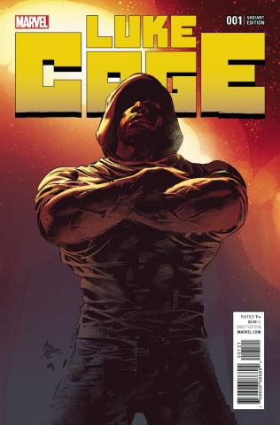 Luke Cage #1 (Deodato Cover)