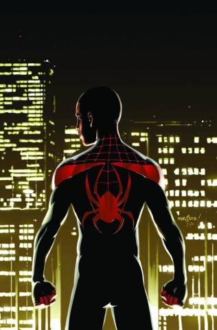Miles Morales: Ultimate Spider-Man #1 (2nd Printing)