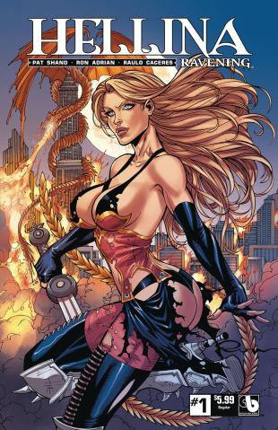 Hellina: Ravening #1