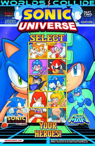 Sonic Universe #51