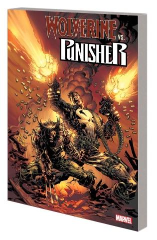Wolverine vs. Punisher