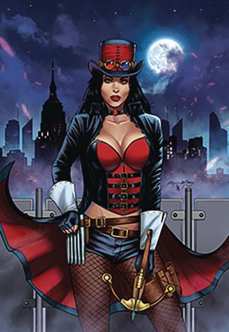 Van Helsing: The Sword of Heaven #1 (McCoy Cover)
