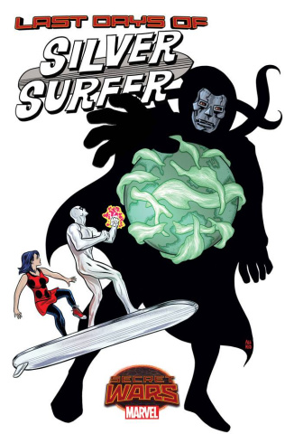 Silver Surfer #13