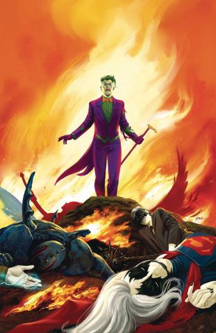 Year of the Villain: Hell Arisen #3
