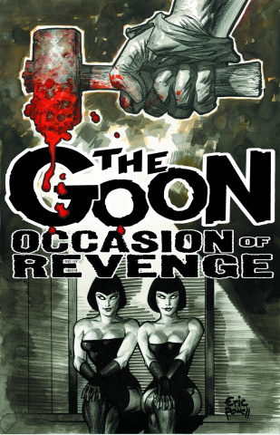 The Goon: An Occasion of Revenge #4