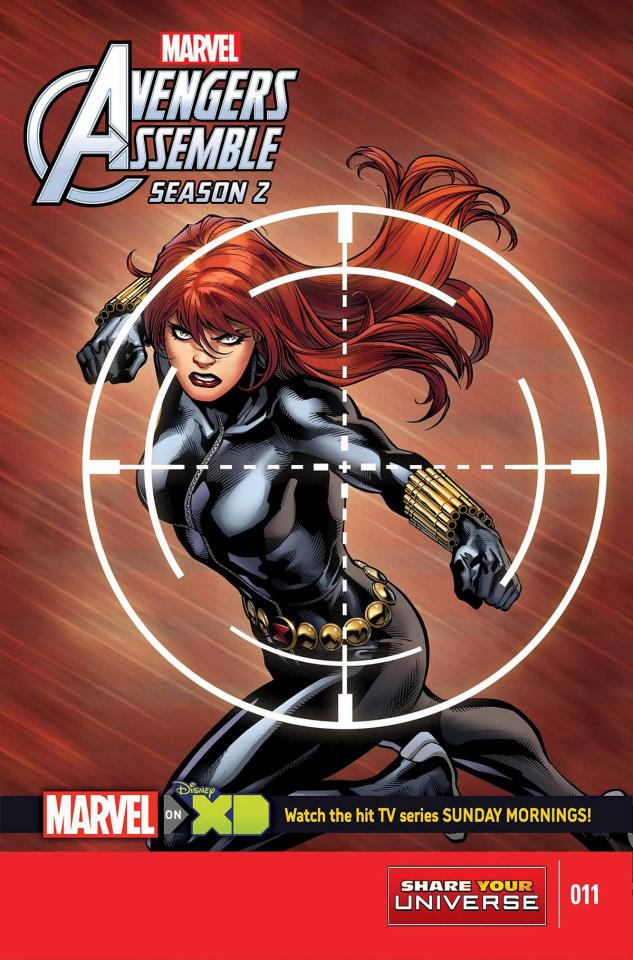Marvel Universe: Avengers Assemble, Season Two #11