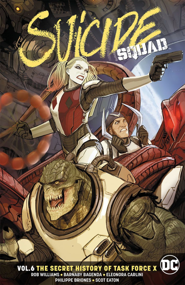 Suicide Squad Vol. 6: The Secret History of Task Force X