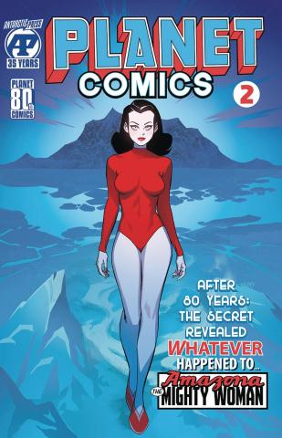 Planet Comics #2 (Shannon Cover)