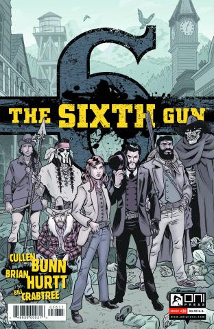 The Sixth Gun #36