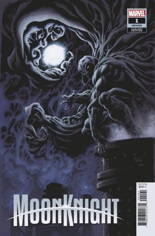 Moon Knight #1 (Hotz Cover)