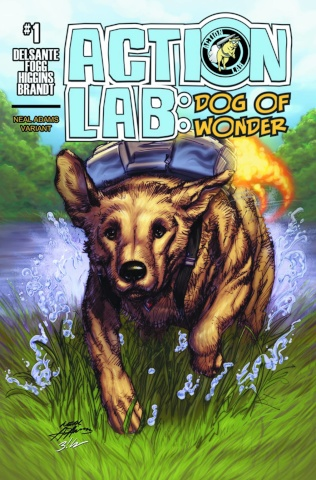 Action Lab: Dog of Wonder #1 (Cover D)