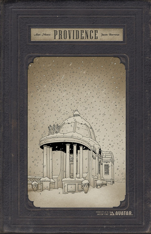 Providence #11 (Ancient Tome Cover)