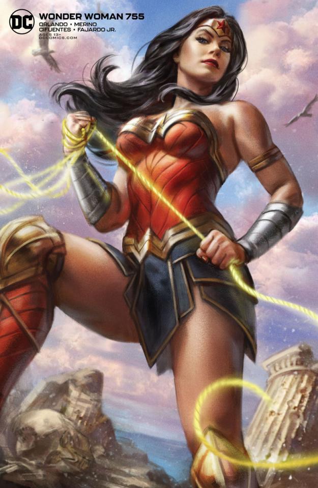 Wonder Woman #755 (Ian Macdonald Cover)