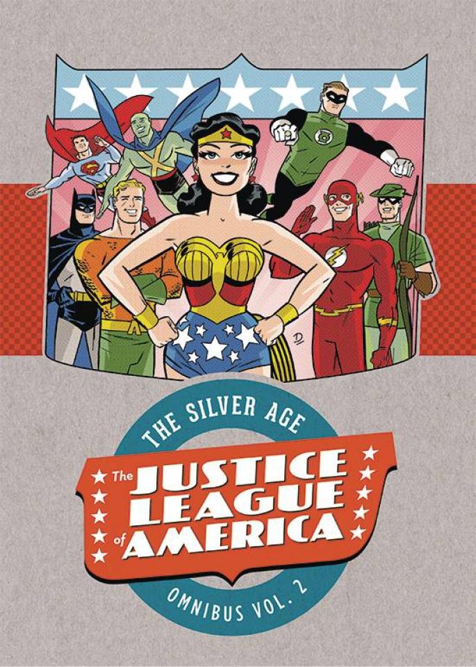 Justice League of America Vol. 2 (Omnibus)