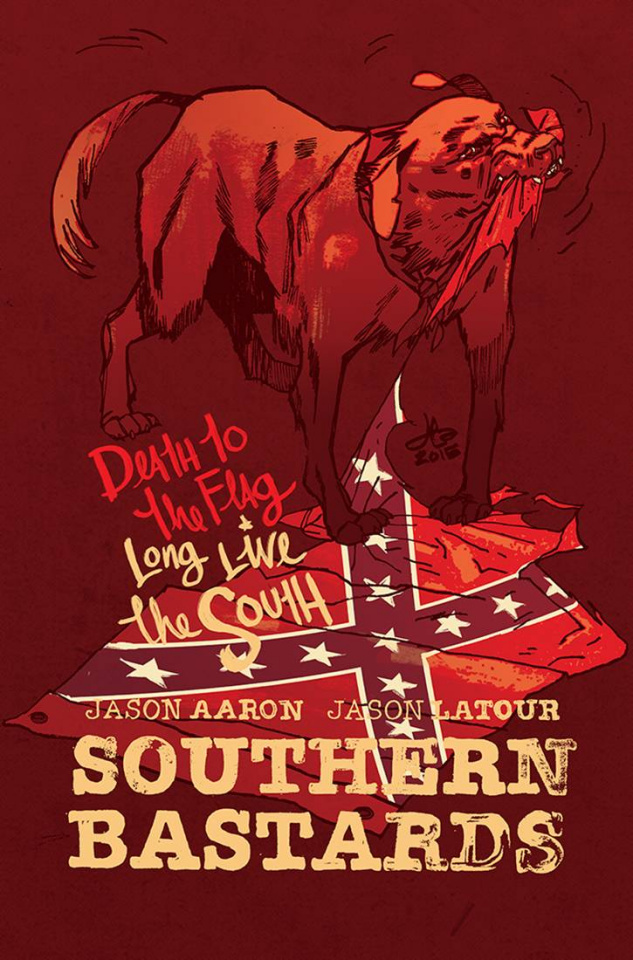 Southern Bastards #10 (Charleston Charity Cover)