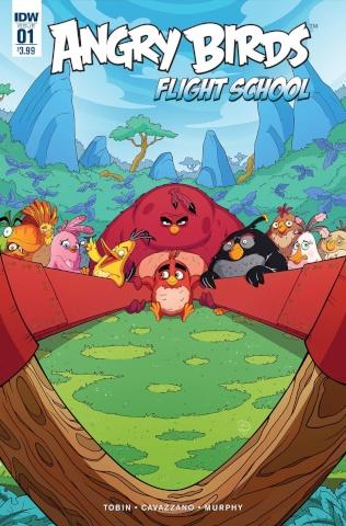 Angry Birds: Flight School #1