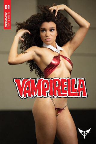 Vampirella #3 (Cosplay Cover)