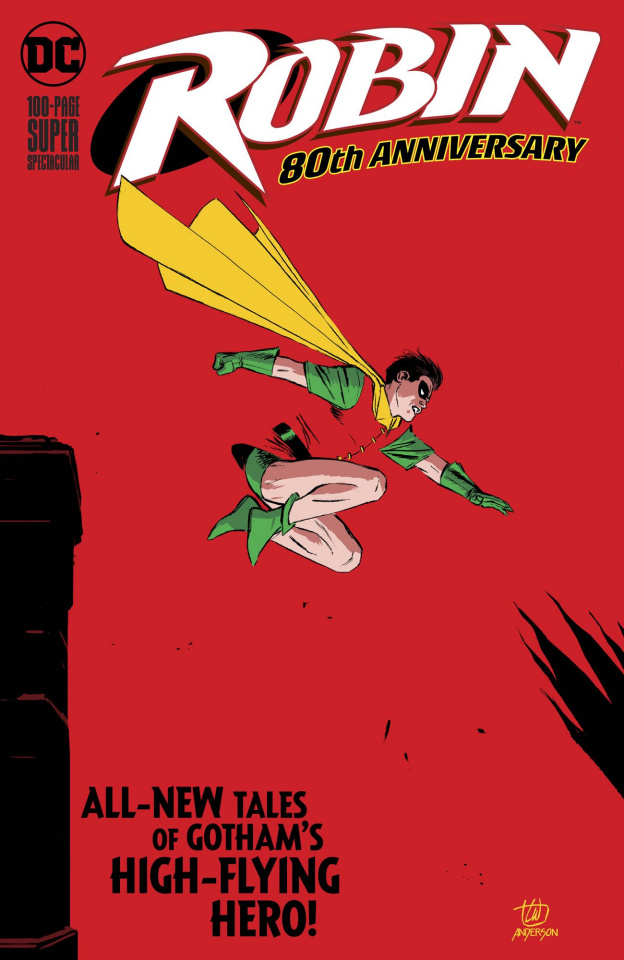 Robin 80th Anniversary 100 Page Super Spectacular #1